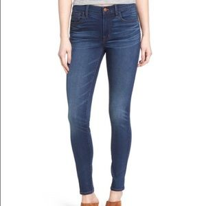 Madewell Roadtripper Jeans in Darryl Wash